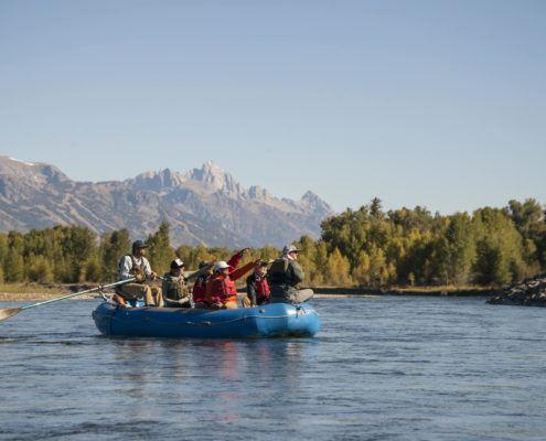 Boat - Snake River scenic river trips