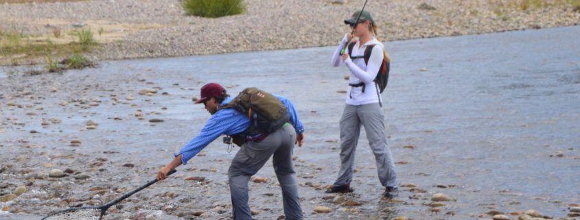 Jackson Hole, Wyoming Backcountry Fly Fishing