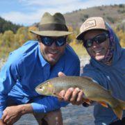 Fly fishing Jackson Hole September