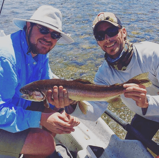 Sustianable Consumer Guide Fishing: Green River Fly Fishing Report 7/18/16