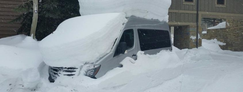 Jackson Hole Feb 2017 - Snow