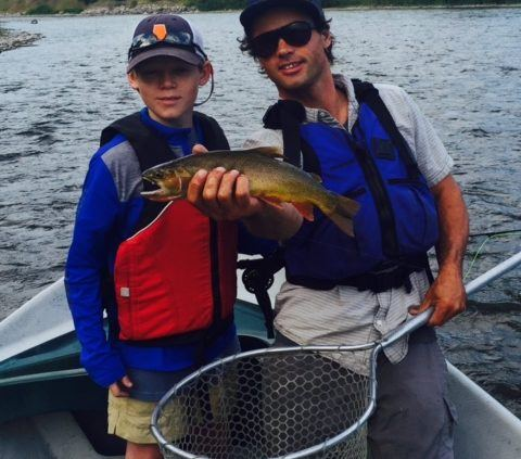 Snake River Jackson Hole, Wyoming Fly Fishing